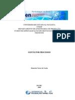 Gestão por Processos - UZEDA