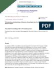 Détermination potentiométrique de fumarate de quétiapine dans des formulations pharmaceut