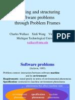 Problem Frames Introduction