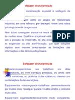 Introducao a Tecnologia Da Soldagem- Soldagem de Manutencao-Aula VIII1