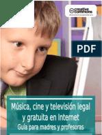 Música, cine y televisión legal y gratuita en Internet