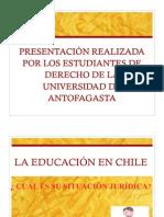 Presentación Facultad de Ciencias Jurídicas (2)
