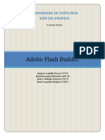 Adobe Flash Builder - Escrito