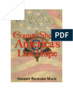 County Sheriff Americas Last Hope