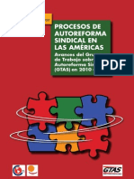Procesos de Autoreforma Sindical en las Américas 2010-2011