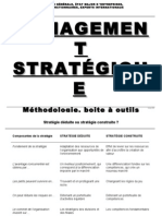Stratégie matériel pédagogique