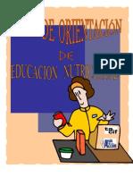 Guia de Orientacion Educacion Nutricional[1]