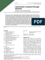 J.chem.Technol.biotechnol.(2005)80 189-197 BLM Fenol