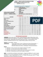 Paolillo 2011 - Comunicato Nr 14 Del 14-6-11