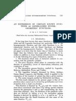 whittaker hypergeometric