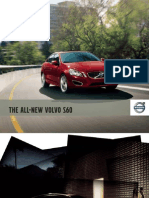 Volvo MY12 S60 Brochure