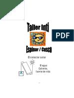 Folleto Colector Solar 00
