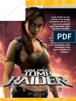 Guía Tomb Raider Legend