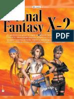 Guía Final Fantasy X-2