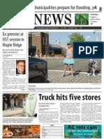 Maple Ridge Pitt Meadows News - June 10, 2011 Online Edition