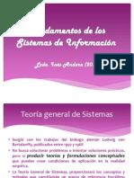 Fundamentos de los Sistemas de Información