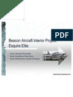 beacon aircraft interior2 project
