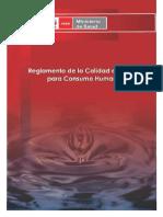 02.reglamento- calidad de agua potable