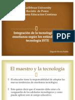 Integración de la tecnología 2010