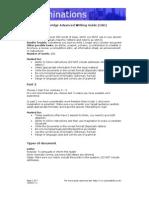 CAE Writing Guide [1]