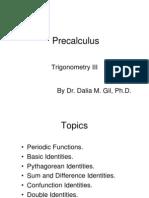 Trigonometry Part III