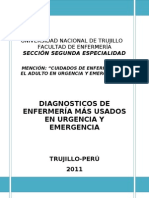 Diagnosticos de Urgencias y Emergencias
