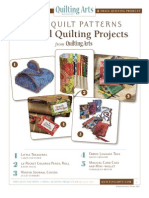Quilting Arts Small Projects