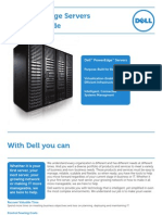 Dell PowerEdge Portfolio Brochure 2011