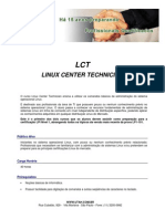 01 - Lct Linux Center Technician