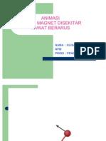 Animasi Medan Magnet