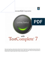 Getting Started With Test Complete 7