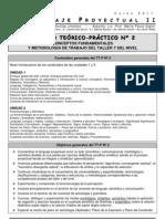 LP2 TT-P2 Consignas 1 a 4 - 2011