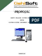 Prososal Sistem Informasi Sekolah Gratis