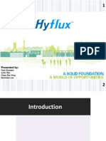 Strategic Analysis Presentation of Hyflux