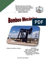 BOMBEO MECNICO Grupo 1 Con Menos Peso