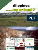 Mining or Food
