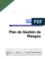 Plugin-PPC-11!1!1 Plan de Riesgo