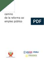 5. en El Camino de La Reforma Del Empleo Publico