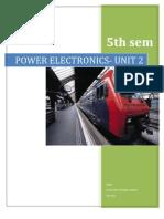 Power Electronics 2 mark