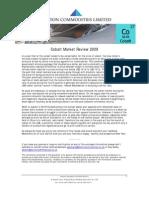 Cobalt Market Review 2008