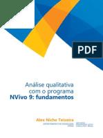 Análise qualitativa com o programa NVIVO 9