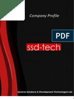 SSD-TECH Company Profile