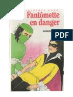 Fantomette en Danger Georges Chaulet