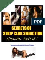 Strip Club Report