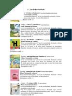 Catálogo - PNL - 1º Ano