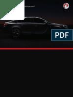 Catalog de Pre Zen Tare Opel Insignia - Model 2009