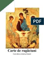 Carte de Rugaciuni Acatiste Paraclise Canoane