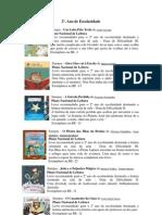 Catálogo - PNL - 2º Ano