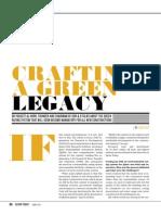 Crafting a Green Legacy