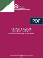 Curvas y Tablas de Crecimiento Fundacion Orbegozo